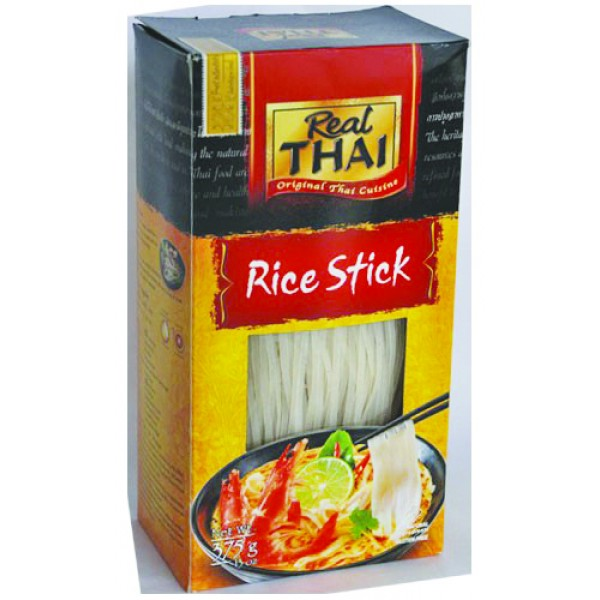 REAL THAİ Pirinç Çubuğu Rice Stick 250 Gr